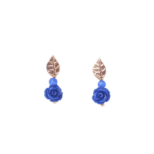 ACROBAT X ORI EARRINGS BLU GARDEN